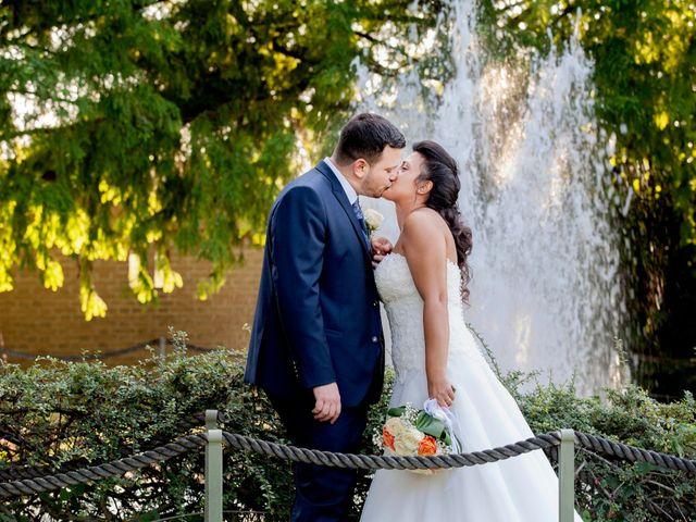 Il matrimonio di Massimo e Laura a Inverigo, Como 47