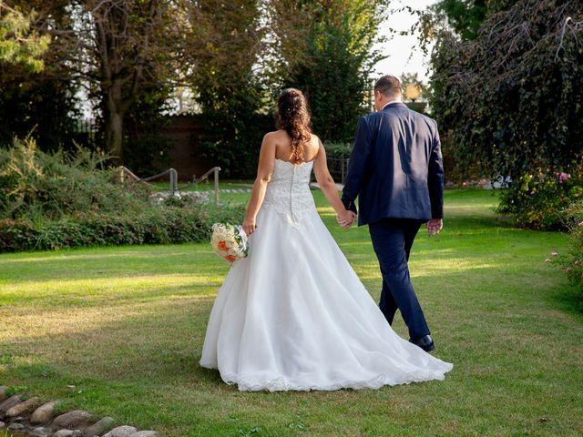 Il matrimonio di Massimo e Laura a Inverigo, Como 48