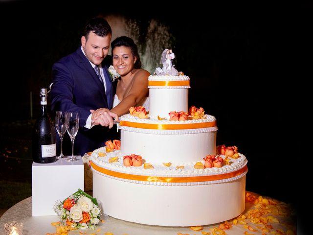 Il matrimonio di Massimo e Laura a Inverigo, Como 51