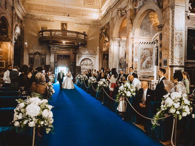 Il matrimonio di Sabrina e Emanuele a Roma, Roma 26