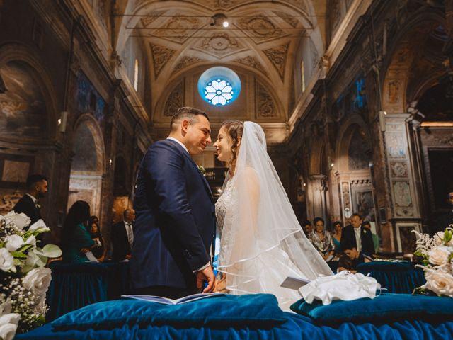 Il matrimonio di Sabrina e Emanuele a Roma, Roma 34
