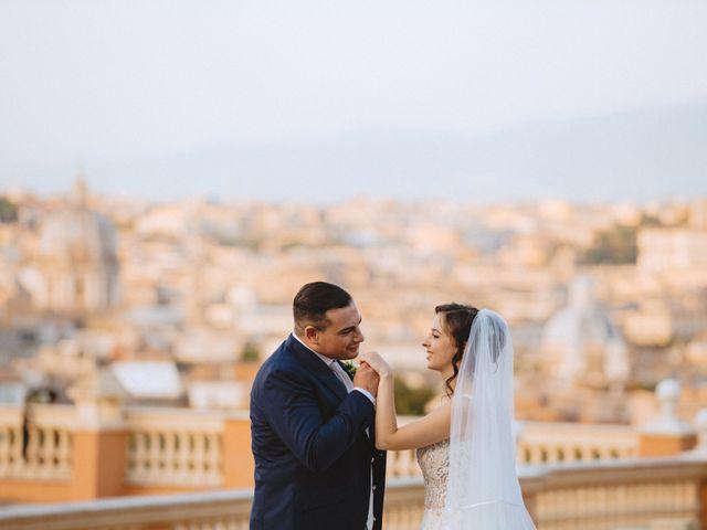Il matrimonio di Sabrina e Emanuele a Roma, Roma 38
