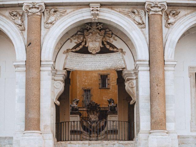 Il matrimonio di Sabrina e Emanuele a Roma, Roma 40
