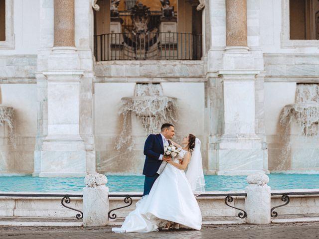 Il matrimonio di Sabrina e Emanuele a Roma, Roma 41