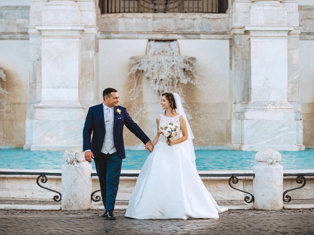 Il matrimonio di Sabrina e Emanuele a Roma, Roma 42
