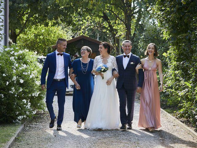 Il matrimonio di Gianluigi e Arianna a Treviso, Treviso 23
