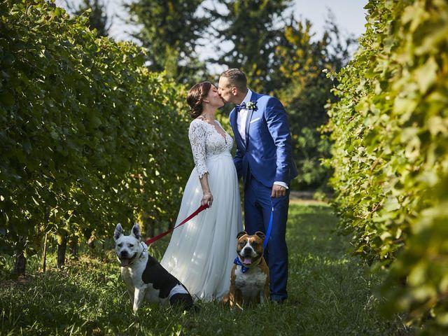 Il matrimonio di Gianluigi e Arianna a Treviso, Treviso 34