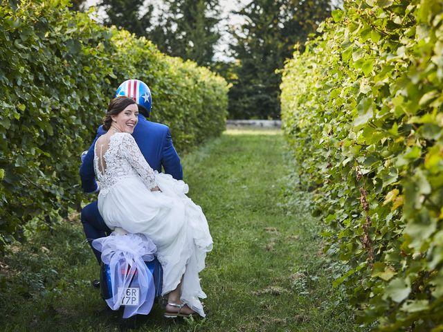 Il matrimonio di Gianluigi e Arianna a Treviso, Treviso 39
