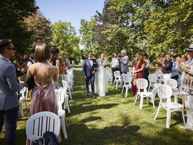 Il matrimonio di Gianluigi e Arianna a Treviso, Treviso 41