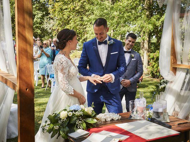 Il matrimonio di Gianluigi e Arianna a Treviso, Treviso 42