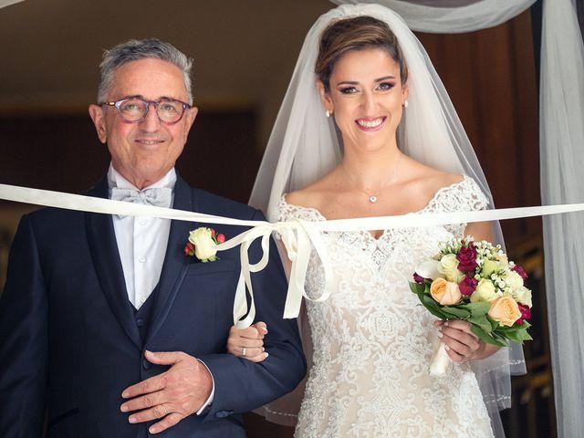 Il matrimonio di Mattia e Gabriella a Frascati, Roma 11