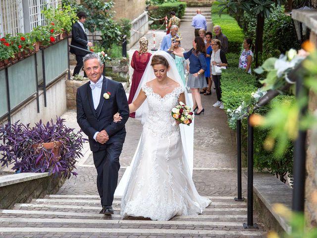 Il matrimonio di Mattia e Gabriella a Frascati, Roma 13