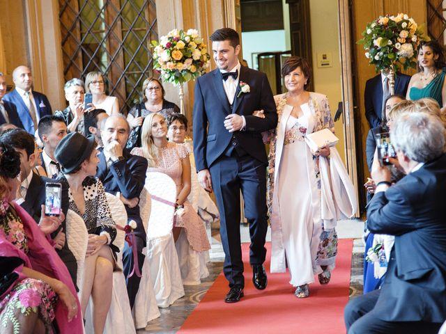 Il matrimonio di Mattia e Gabriella a Frascati, Roma 15