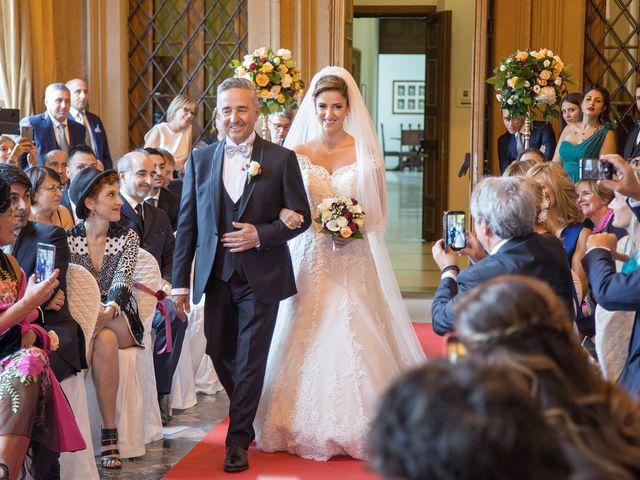 Il matrimonio di Mattia e Gabriella a Frascati, Roma 16