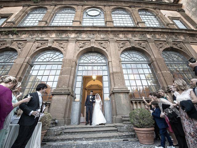 Il matrimonio di Mattia e Gabriella a Frascati, Roma 18