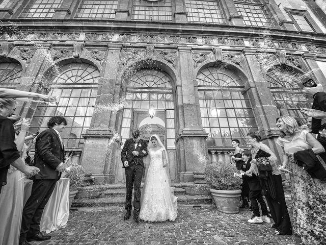 Il matrimonio di Mattia e Gabriella a Frascati, Roma 19