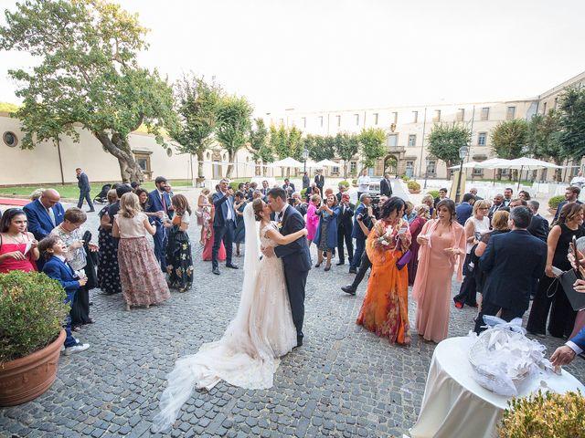 Il matrimonio di Mattia e Gabriella a Frascati, Roma 20