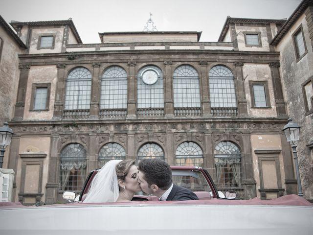 Il matrimonio di Mattia e Gabriella a Frascati, Roma 21