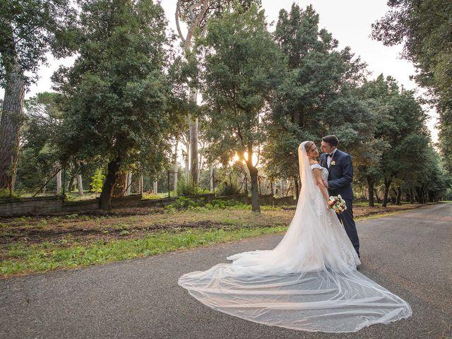 Il matrimonio di Mattia e Gabriella a Frascati, Roma 23