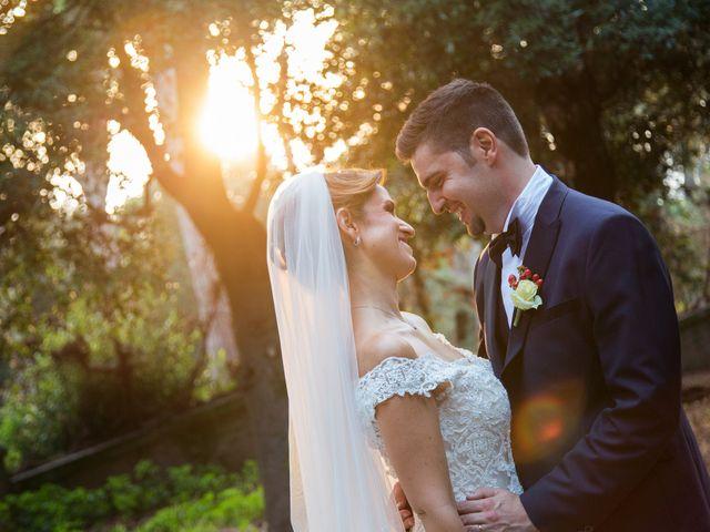 Il matrimonio di Mattia e Gabriella a Frascati, Roma 25