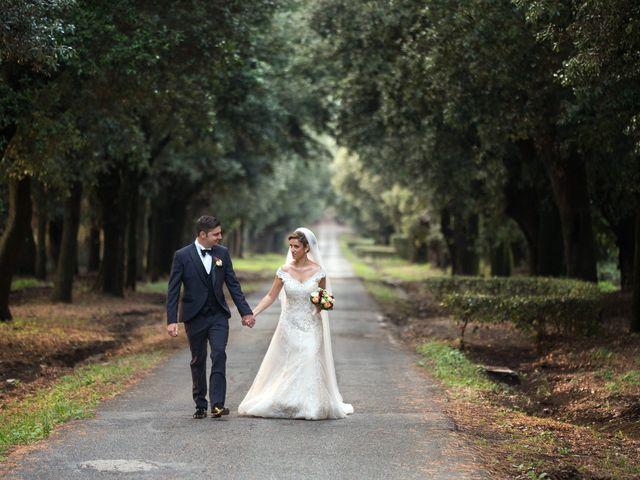 Il matrimonio di Mattia e Gabriella a Frascati, Roma 26