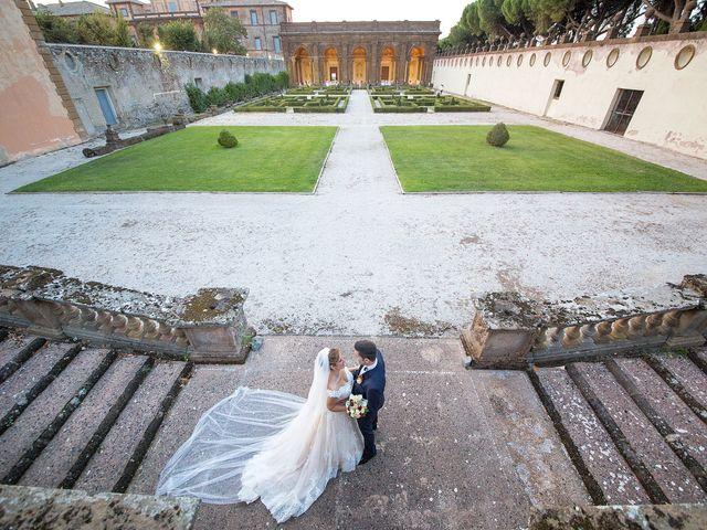 Il matrimonio di Mattia e Gabriella a Frascati, Roma 27