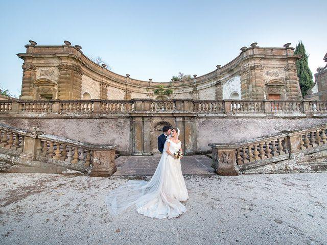 Il matrimonio di Mattia e Gabriella a Frascati, Roma 28