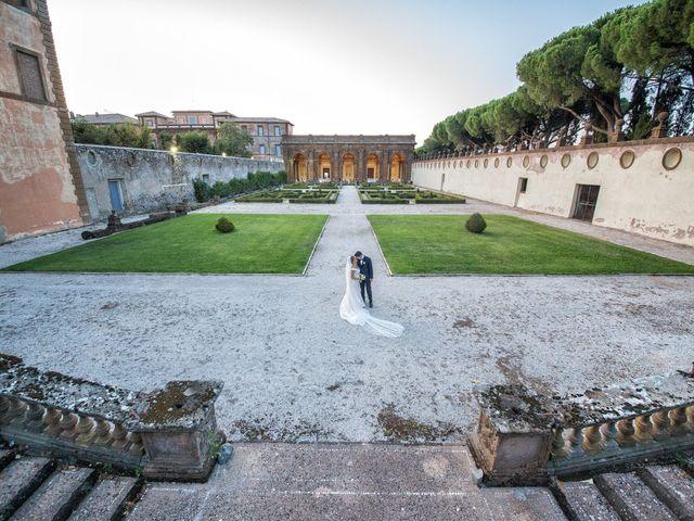 Il matrimonio di Mattia e Gabriella a Frascati, Roma 1