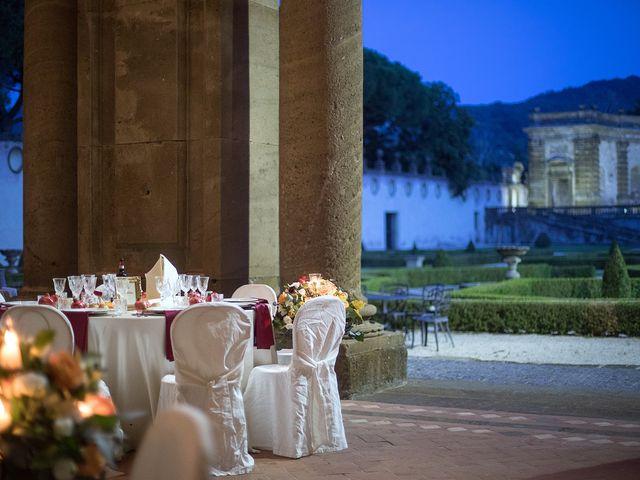 Il matrimonio di Mattia e Gabriella a Frascati, Roma 33