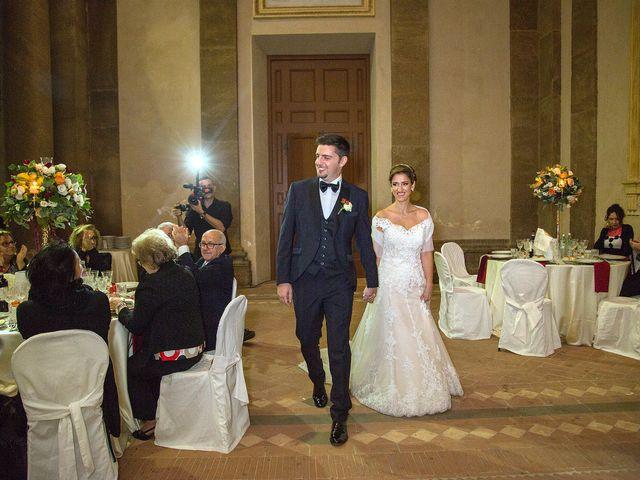 Il matrimonio di Mattia e Gabriella a Frascati, Roma 35
