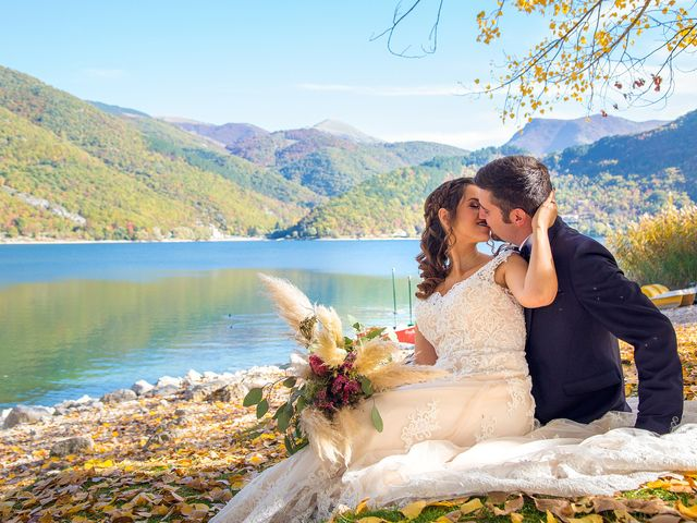 Il matrimonio di Mattia e Gabriella a Frascati, Roma 37