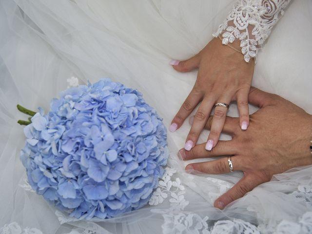 Le nozze di Alessio e Jessica