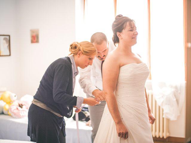 Il matrimonio di Elena e Mirco a Roverchiara, Verona 5