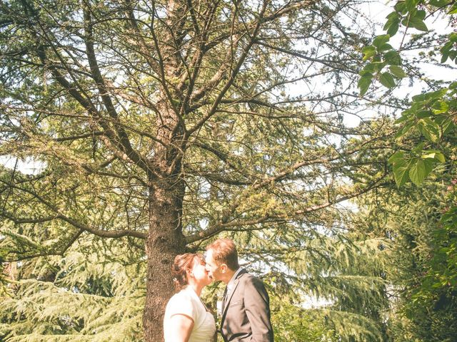 Il matrimonio di Elena e Mirco a Roverchiara, Verona 53