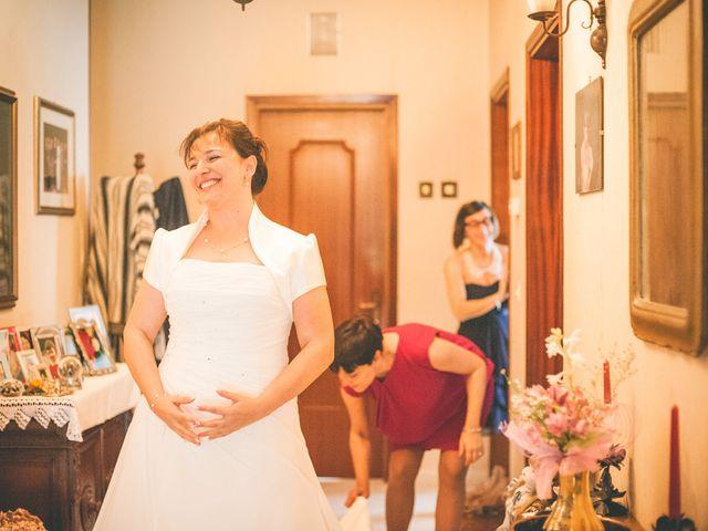 Il matrimonio di Elena e Mirco a Roverchiara, Verona 25