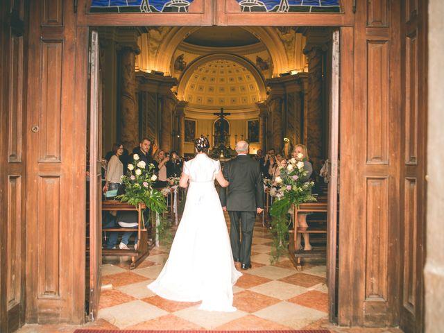 Il matrimonio di Elena e Mirco a Roverchiara, Verona 31