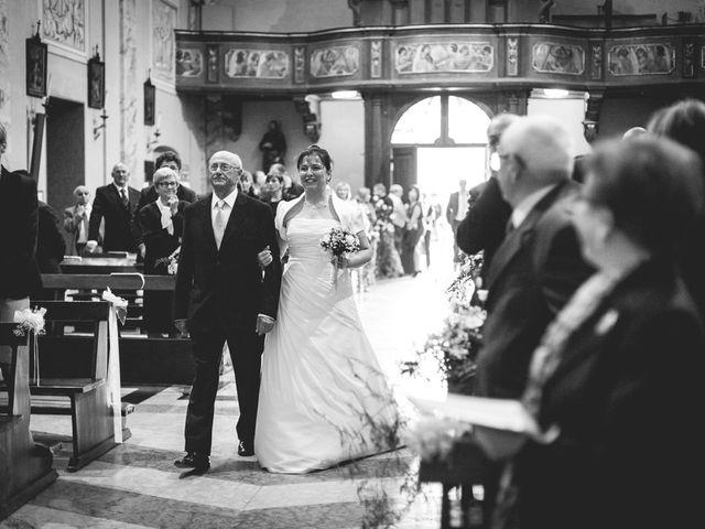 Il matrimonio di Elena e Mirco a Roverchiara, Verona 35