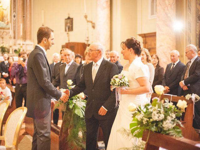 Il matrimonio di Elena e Mirco a Roverchiara, Verona 36