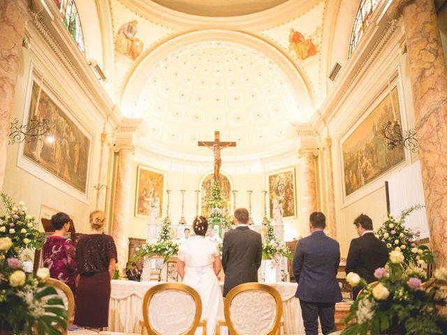 Il matrimonio di Elena e Mirco a Roverchiara, Verona 37