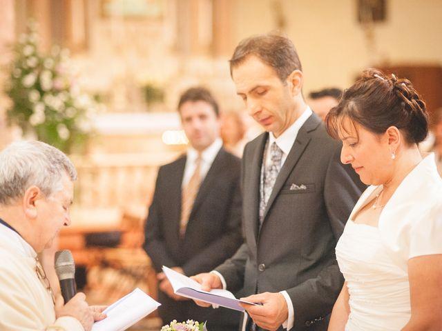 Il matrimonio di Elena e Mirco a Roverchiara, Verona 38