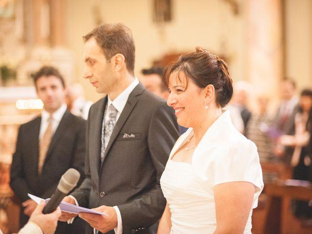 Il matrimonio di Elena e Mirco a Roverchiara, Verona 40