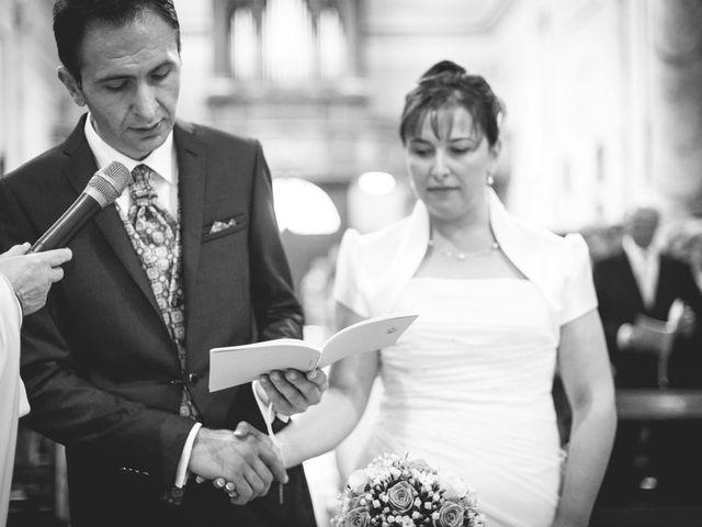 Il matrimonio di Elena e Mirco a Roverchiara, Verona 46