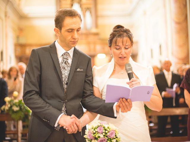 Il matrimonio di Elena e Mirco a Roverchiara, Verona 39