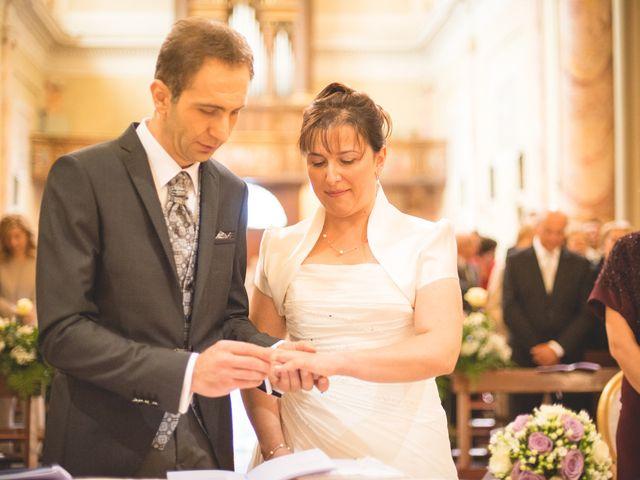 Il matrimonio di Elena e Mirco a Roverchiara, Verona 45