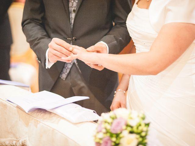 Il matrimonio di Elena e Mirco a Roverchiara, Verona 47