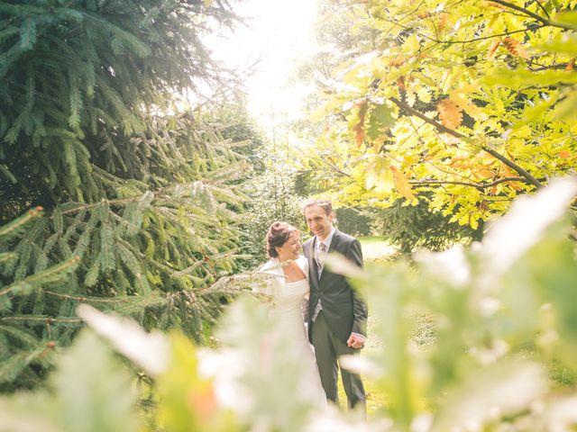 Il matrimonio di Elena e Mirco a Roverchiara, Verona 2