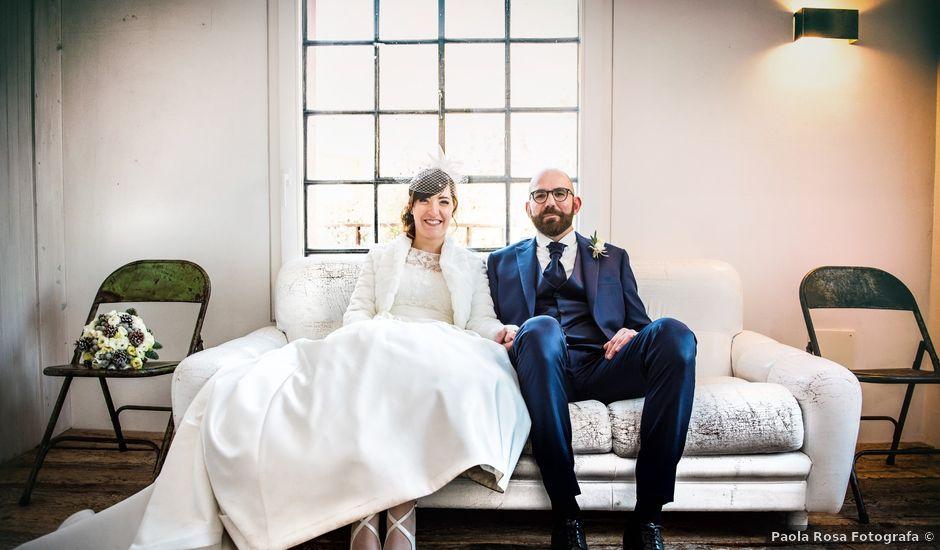Il matrimonio di Alberto e Elena a Vicenza, Vicenza