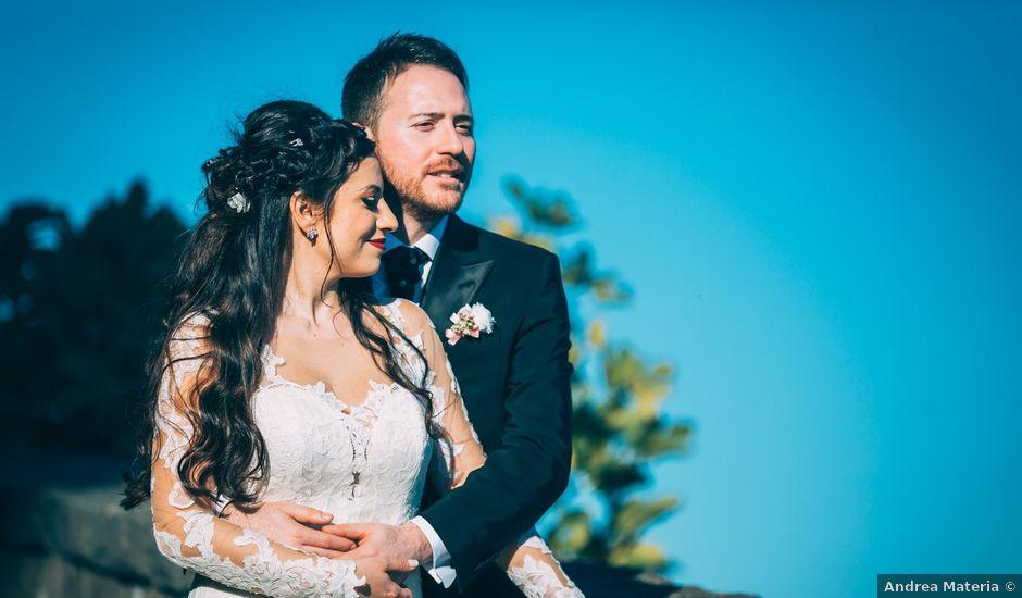 Il matrimonio di Giuseppe e Federica a Acireale, Catania
