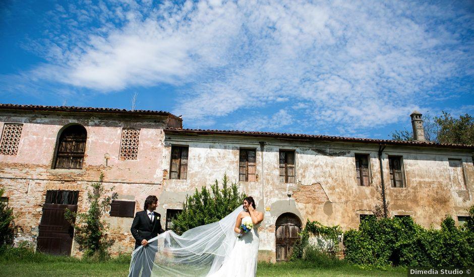 Il matrimonio di Michele e Caterina a Ravenna, Ravenna