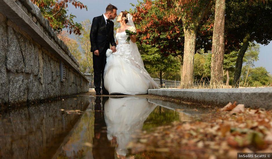 Il matrimonio di Luca e Fabiola a Ottana, Nuoro